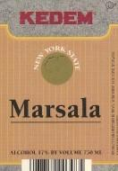 Kedem Marsala 750ml - Case of 12